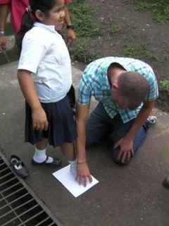 Measuring Feet