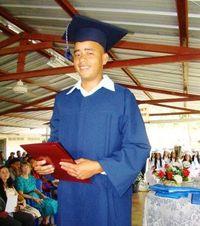 Ronald Graduates