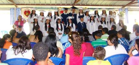 Instituto El Rey 2011 Graduation