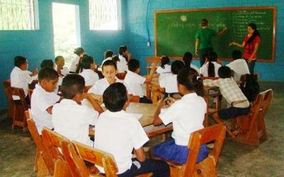 English Classes at the Village School