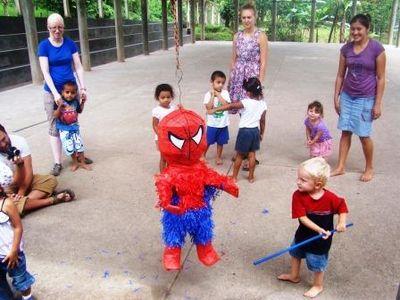 Preschool Dia del Nino