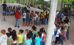 The Kids Lining Up for New Classes